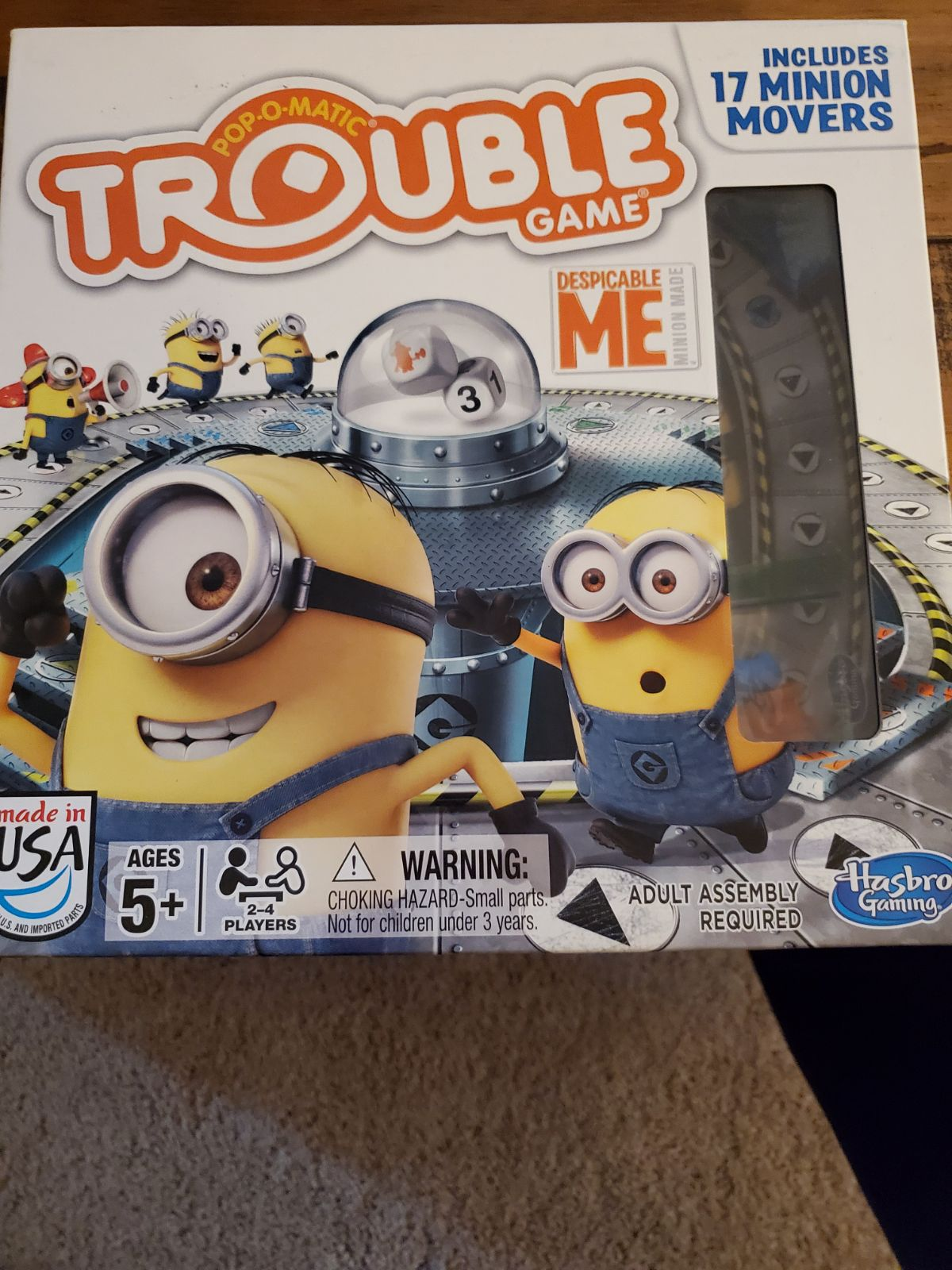 Despicable me game