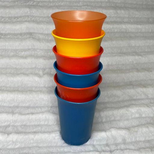 Vintage Tupperware #109 Bell Tumblers