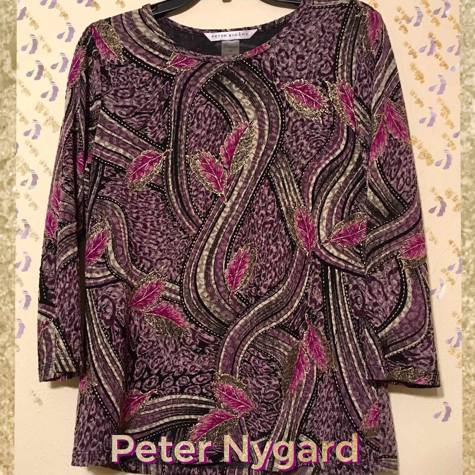PETER NYGARD Top