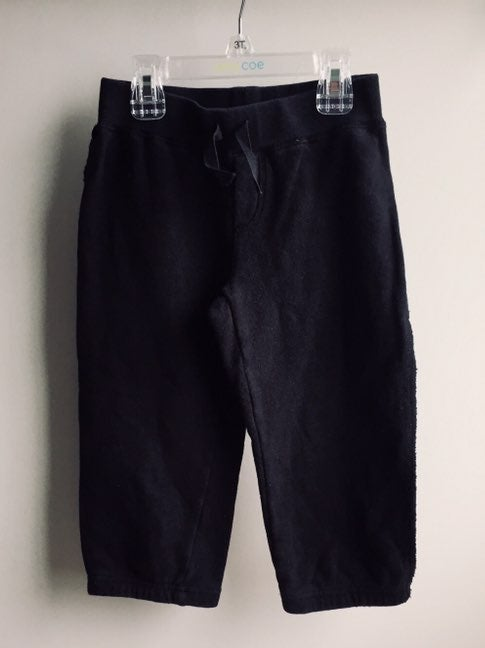 Kids R Us Toddler Black Sweats Pants 4T