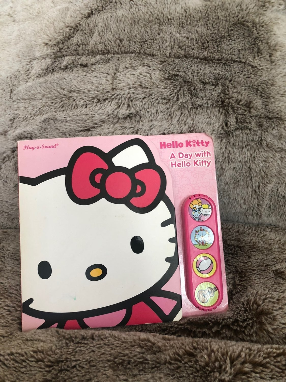 Hello kitty childrens book