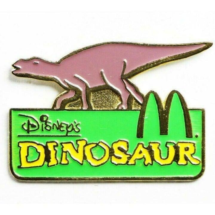 McDonald's Disney Dinosaur Lapel Pin