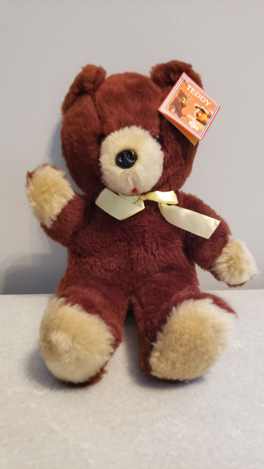 Vintage 1981 Russ Teddy Bear