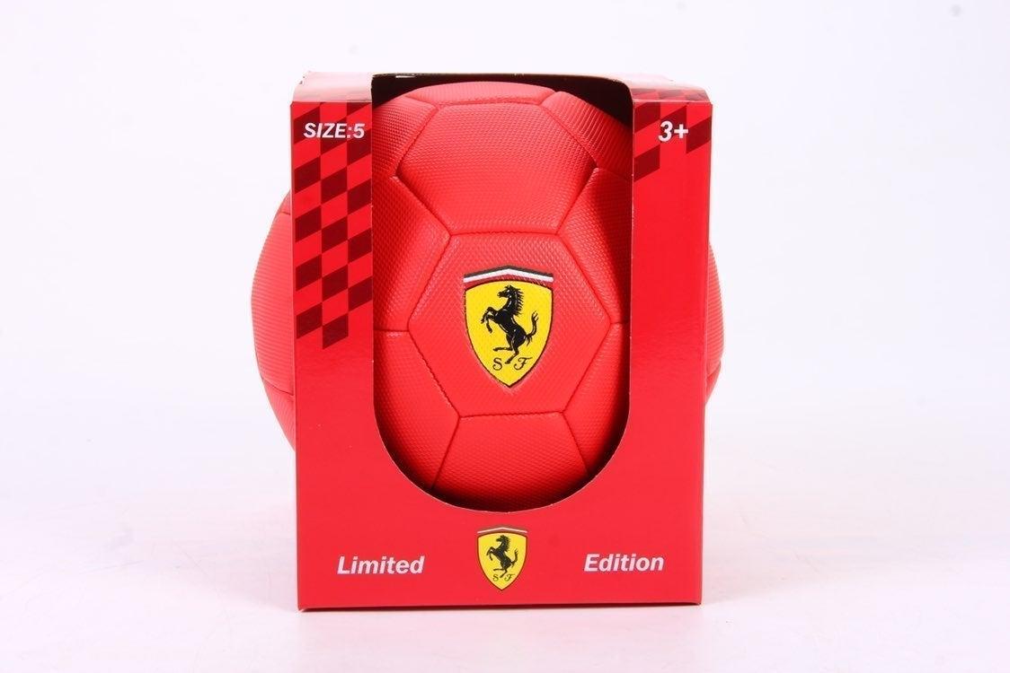 Ferrari No. 5 Limited Edition Soccer Bal