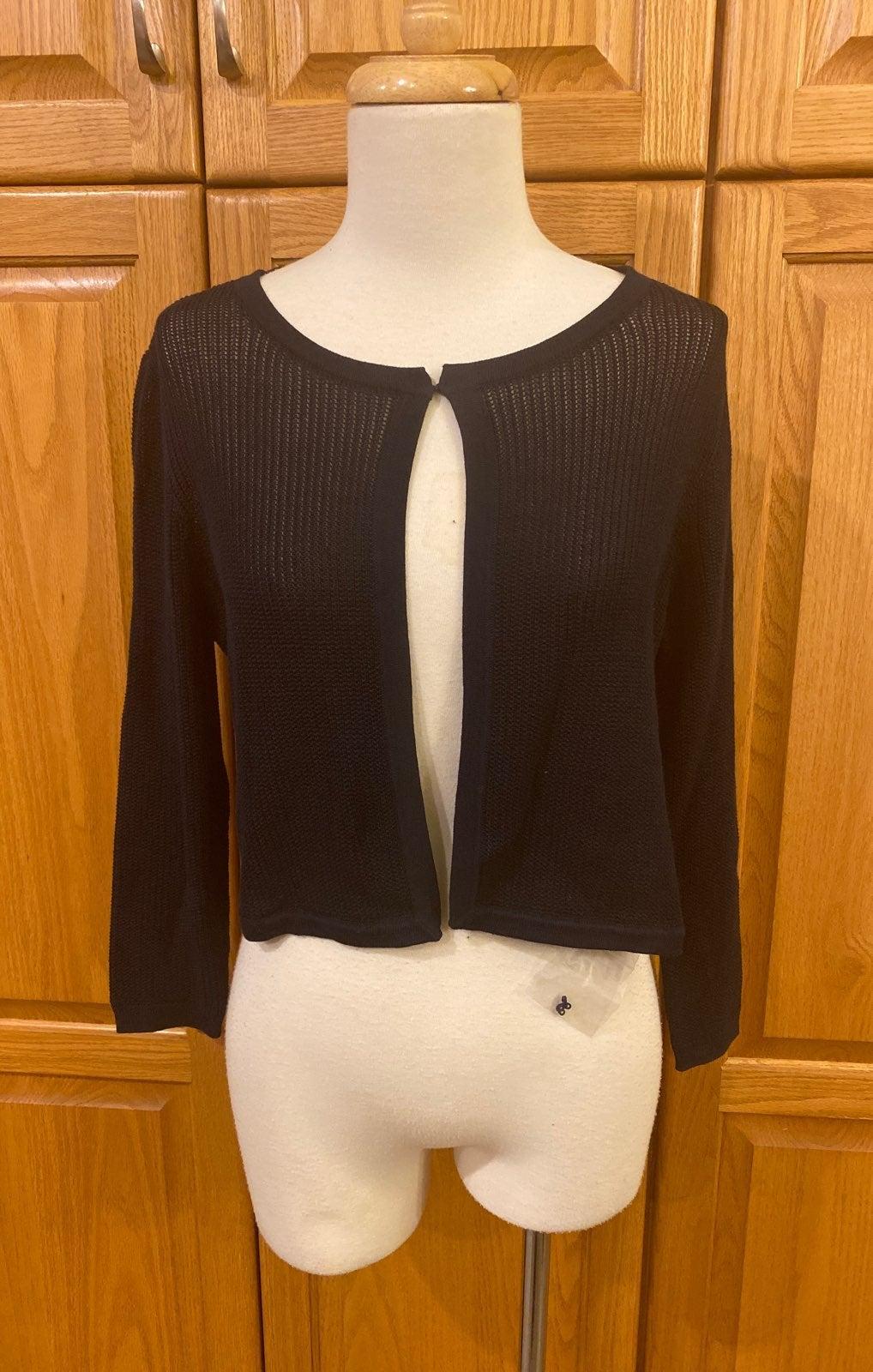 Talbots Sweater Shrug sz Small New