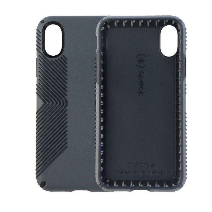 SPECK PRESIDIO iPhone Xs X Gray Case