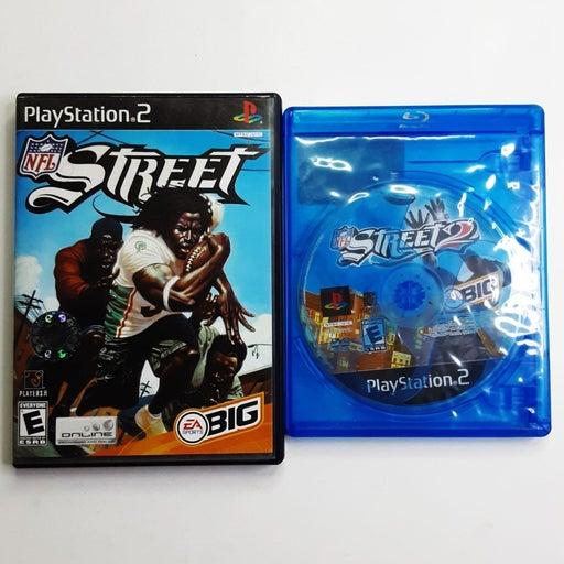 NFL Street 1 & 2 for Playstation 2