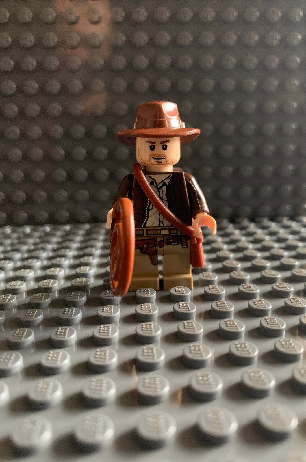 LEGO Indiana jones minifig