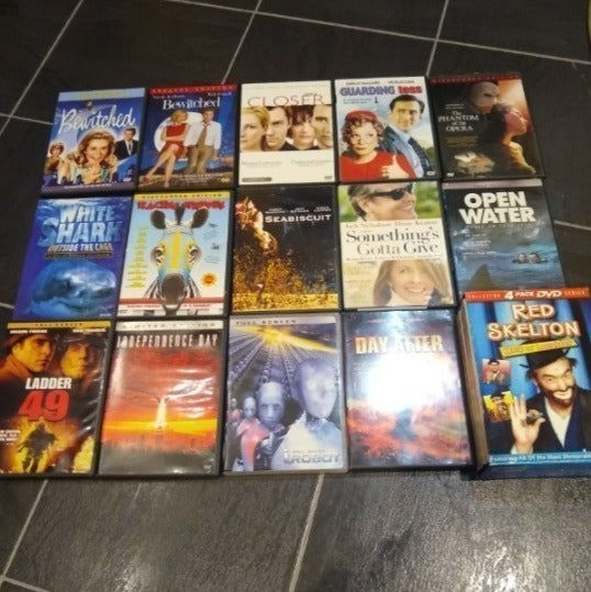 DVDs Variety Movies