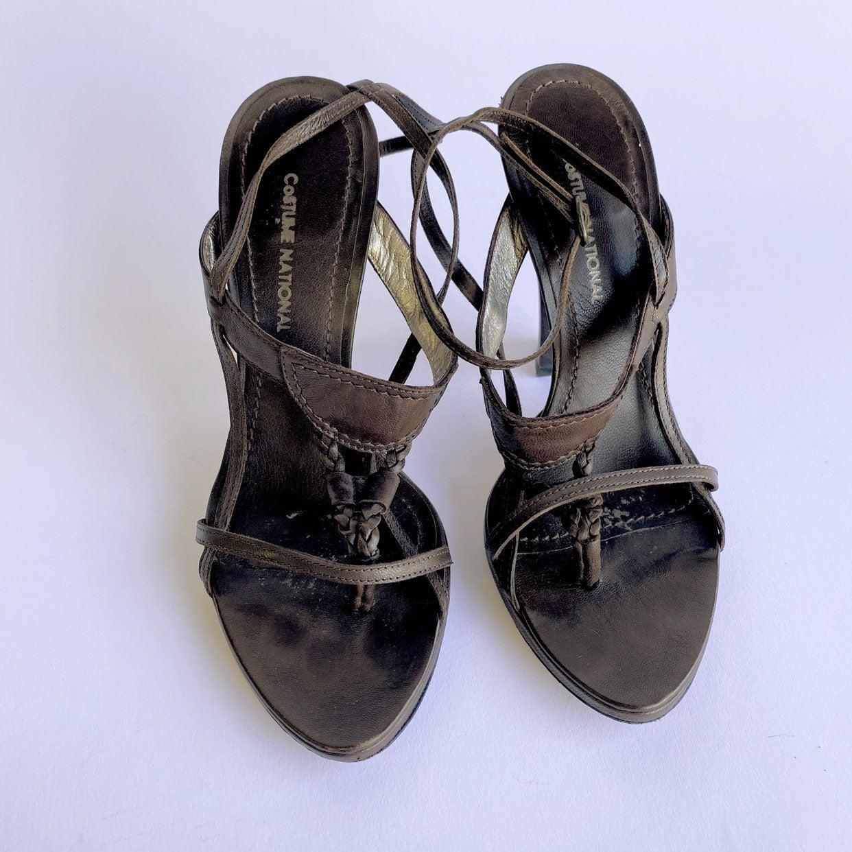CoSTUME NATIONAL Heels