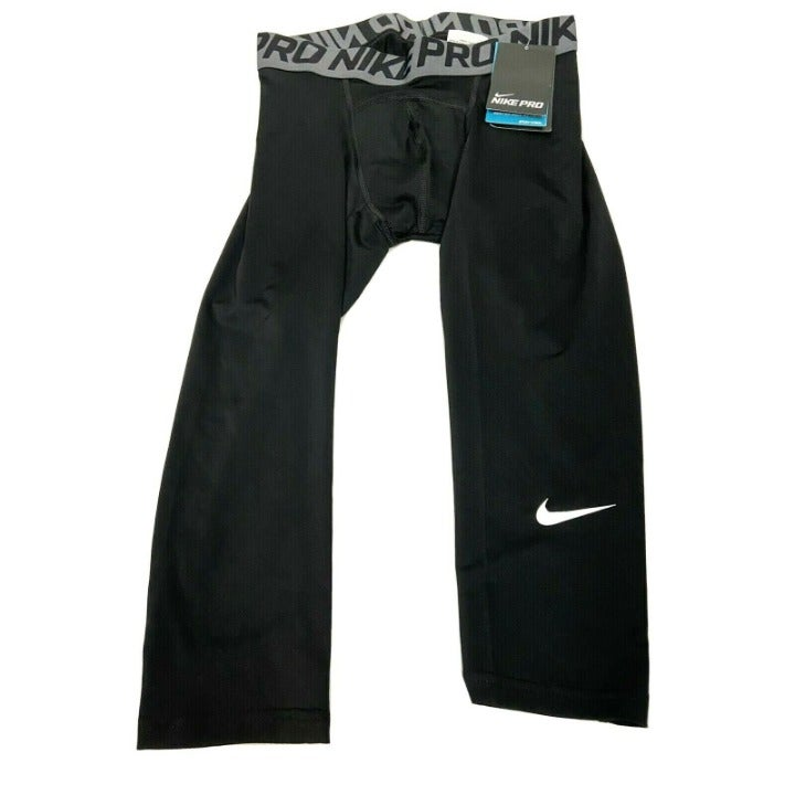 Nike Pro Cool Mens Tights 3/4 Length S