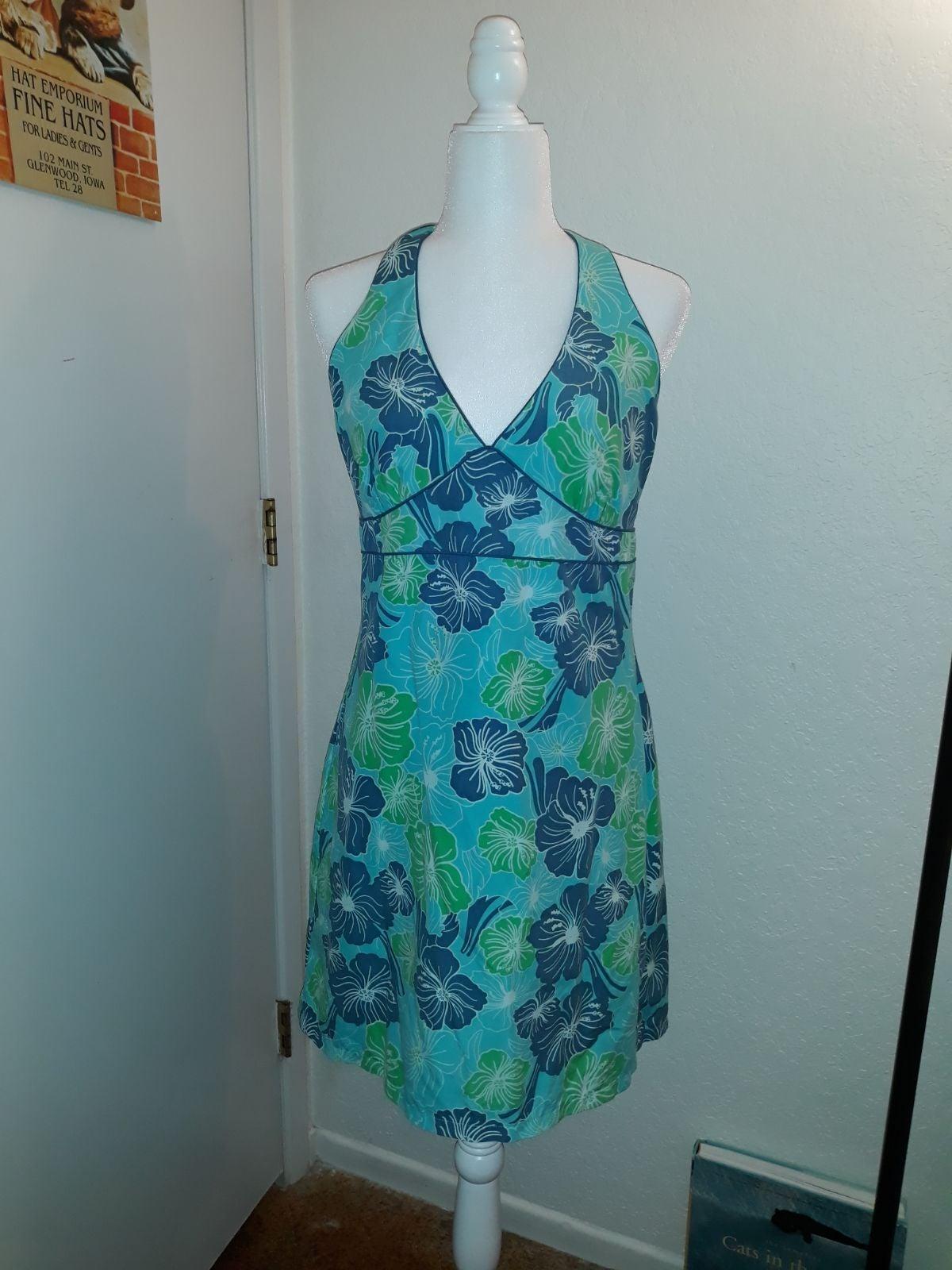Reversible Hawaiian Dress