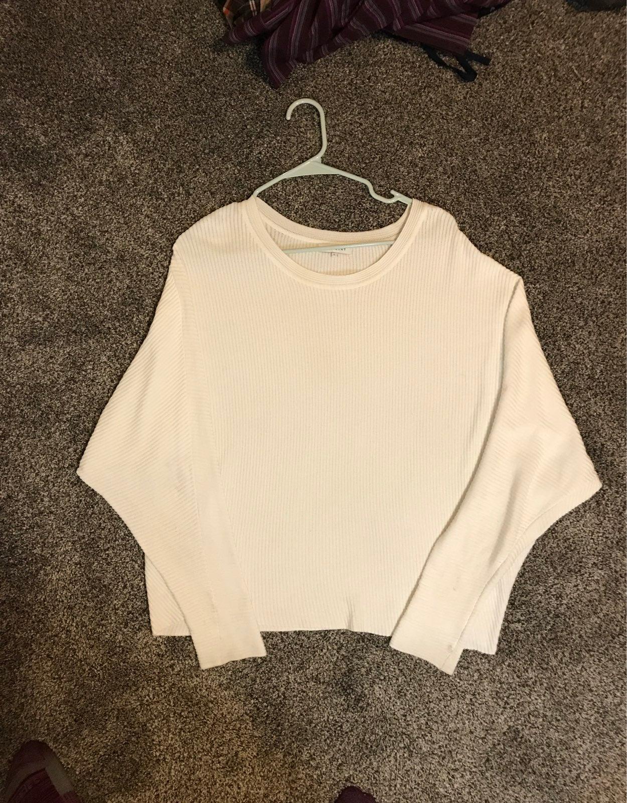 Crescent sweater