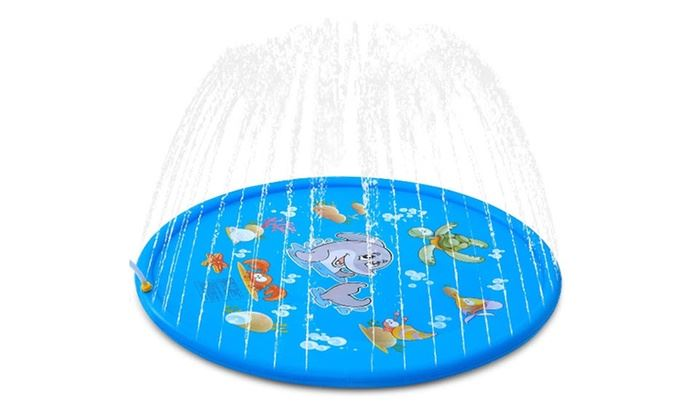 Splash Pad New Sprinkler Kids Pool Mat