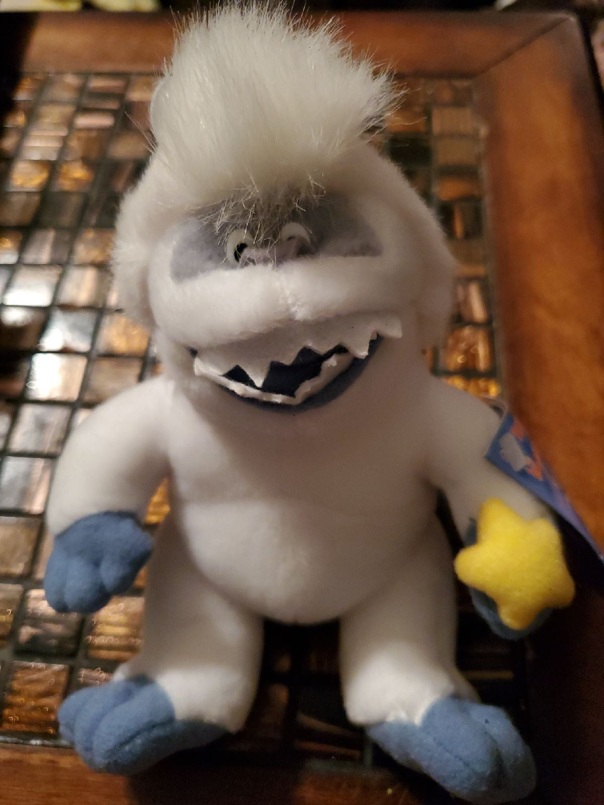Bumble the abominable snowman