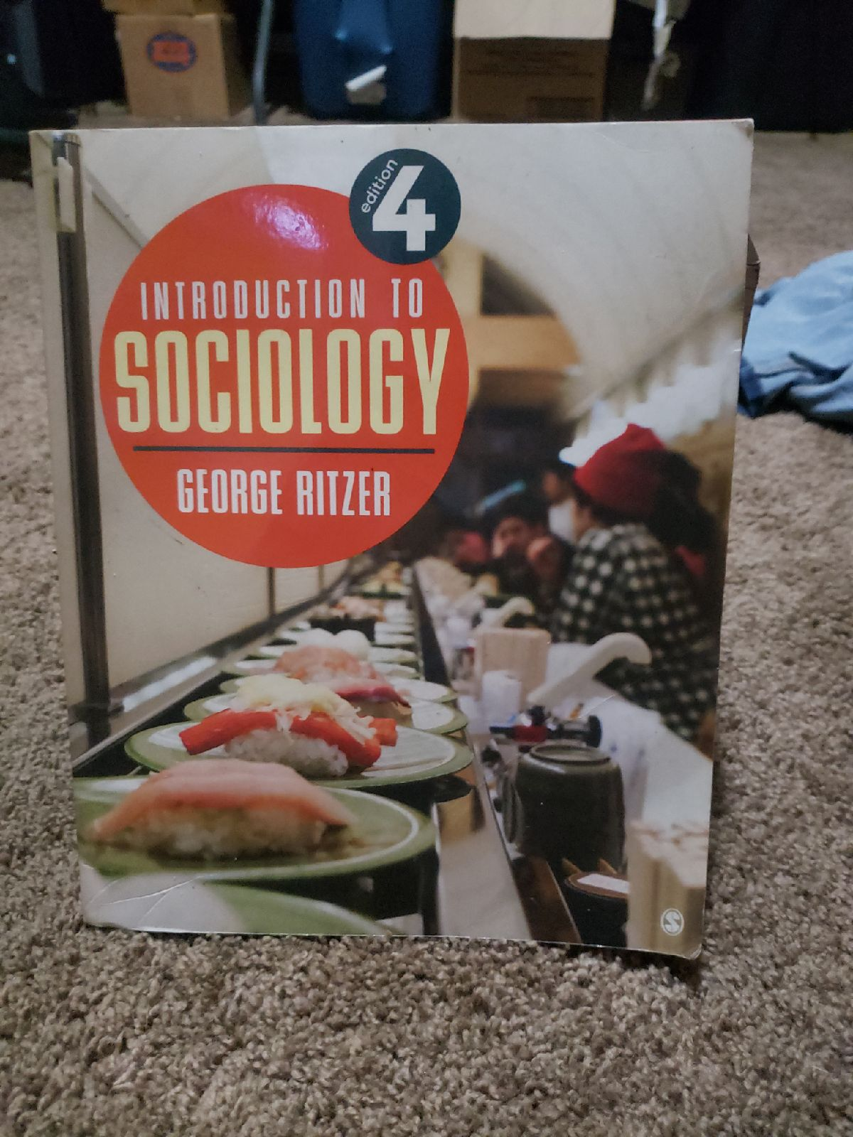 Introduction to Sociology Fourth Edition