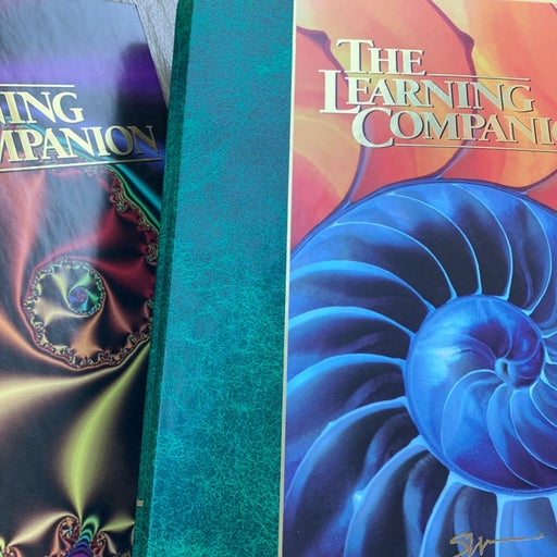 A Set Of 3 Learning Books