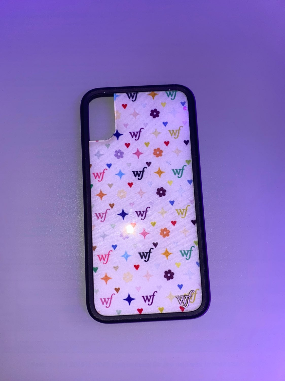 Wilflower case iphone x/xs