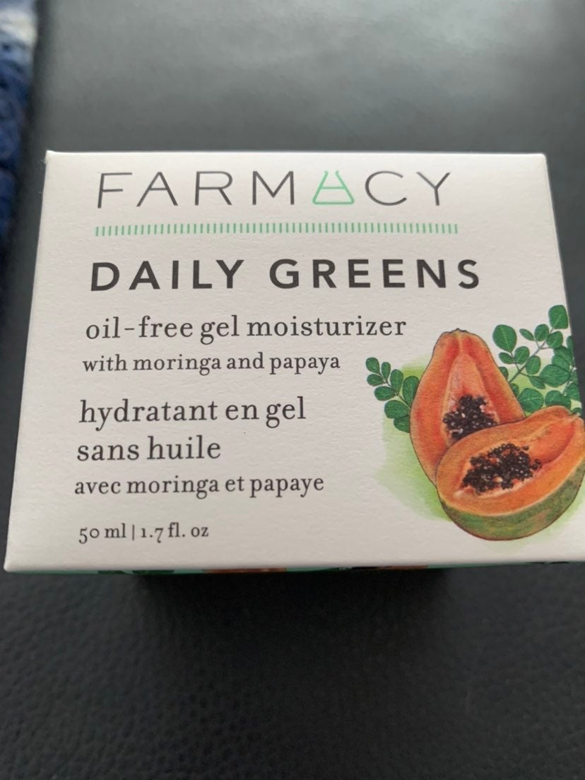 Farmacy Daily greens moisturizer