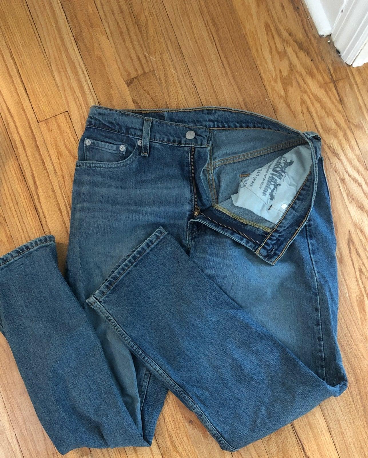 vintage levi jeans 30x30