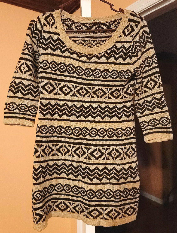 Charming Charlie Sweater Dress