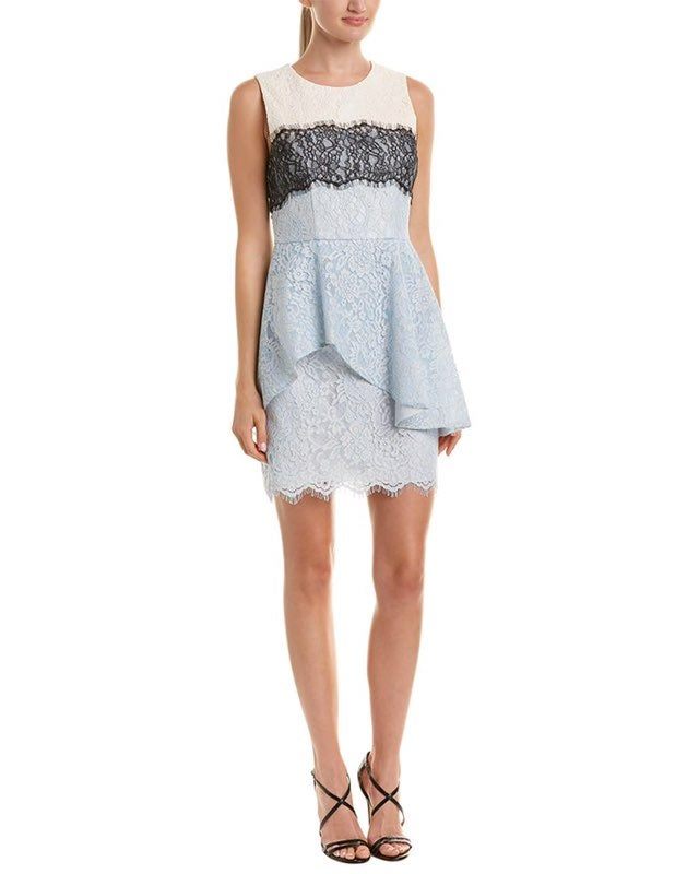 bcbg max azria Lace Dress Fit4-8