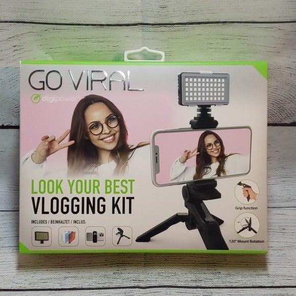 Go Viral Vlogging Kit
