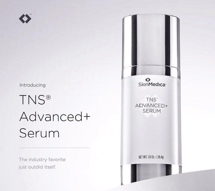 SkinMedica TNS Advaced + Serum NIB FrShp