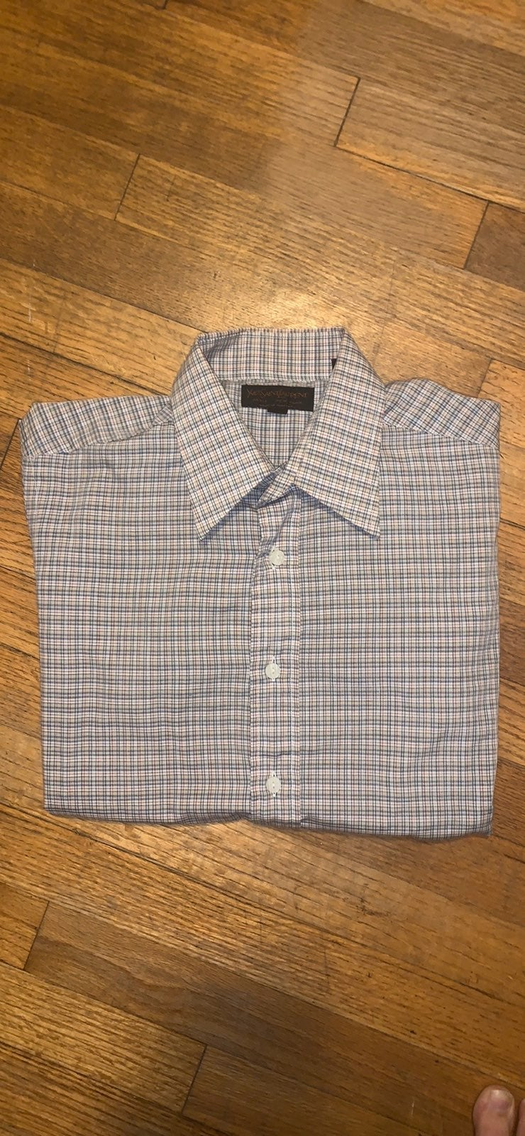 YSL long sleeve button up for men
