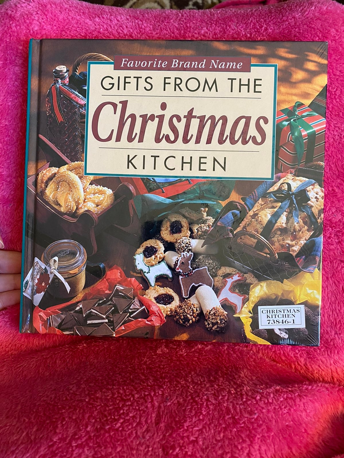 Gifts from the Christmas Kitchen book