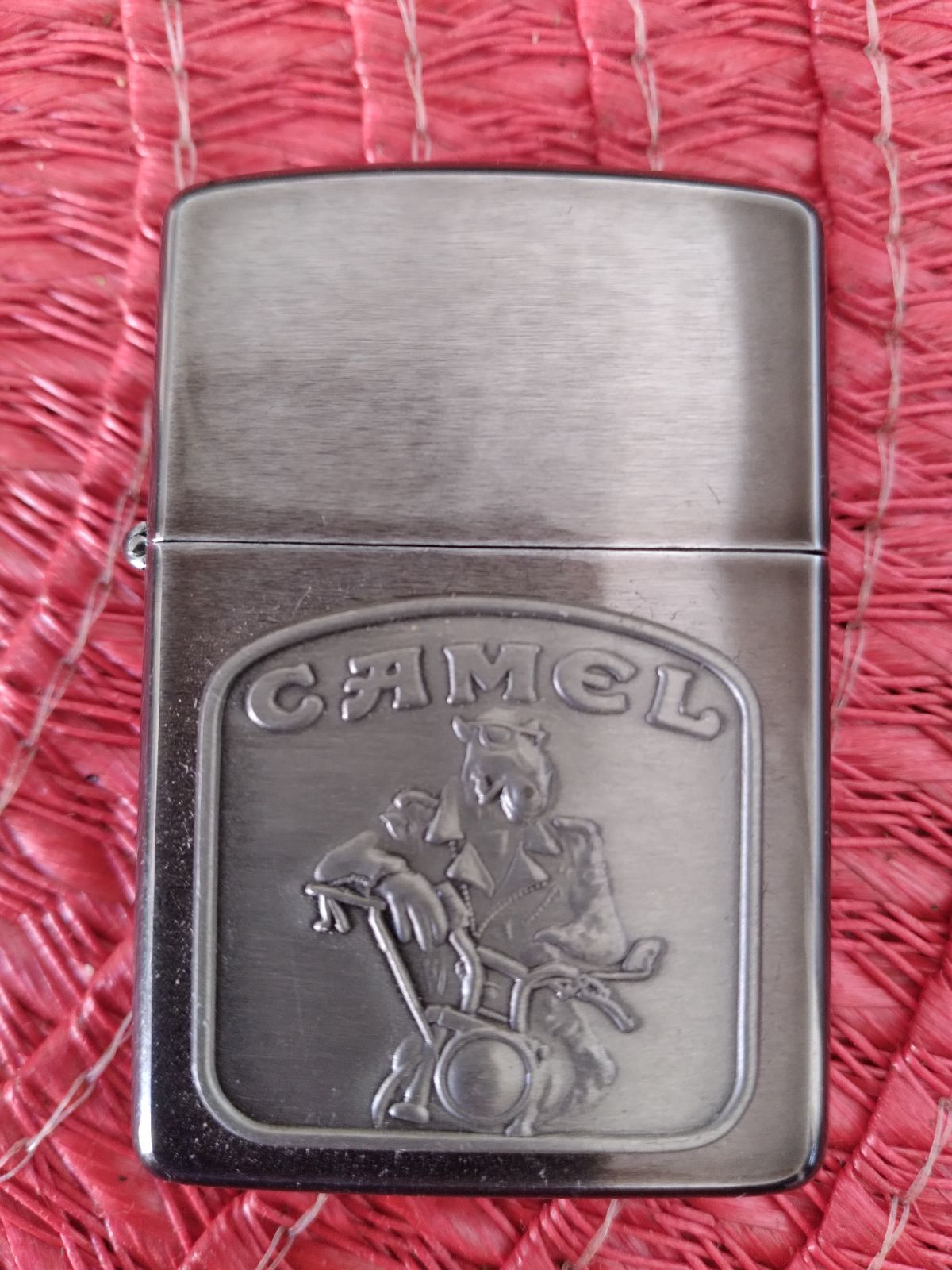 Camel Zippo Lighter
