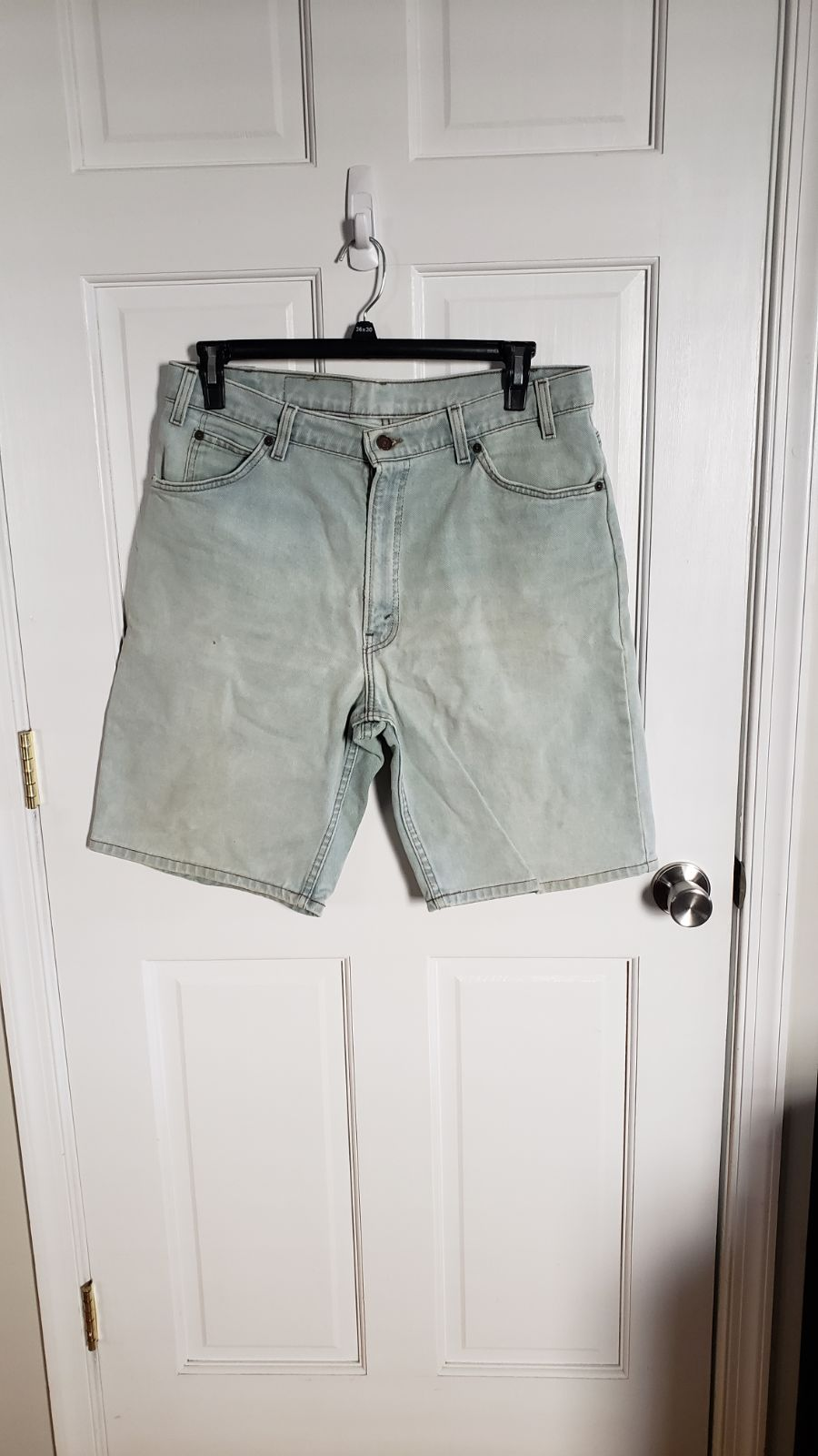 Men's Levi 550 Relaxed Jean Shorts