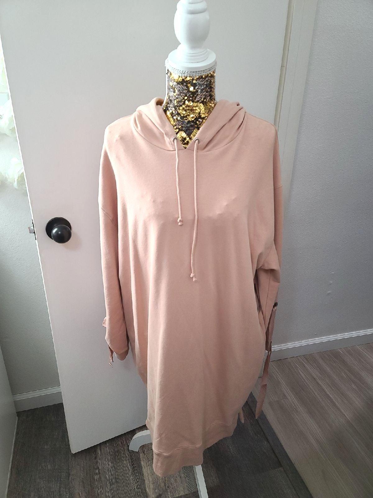 Project Runway Hoodie Dress