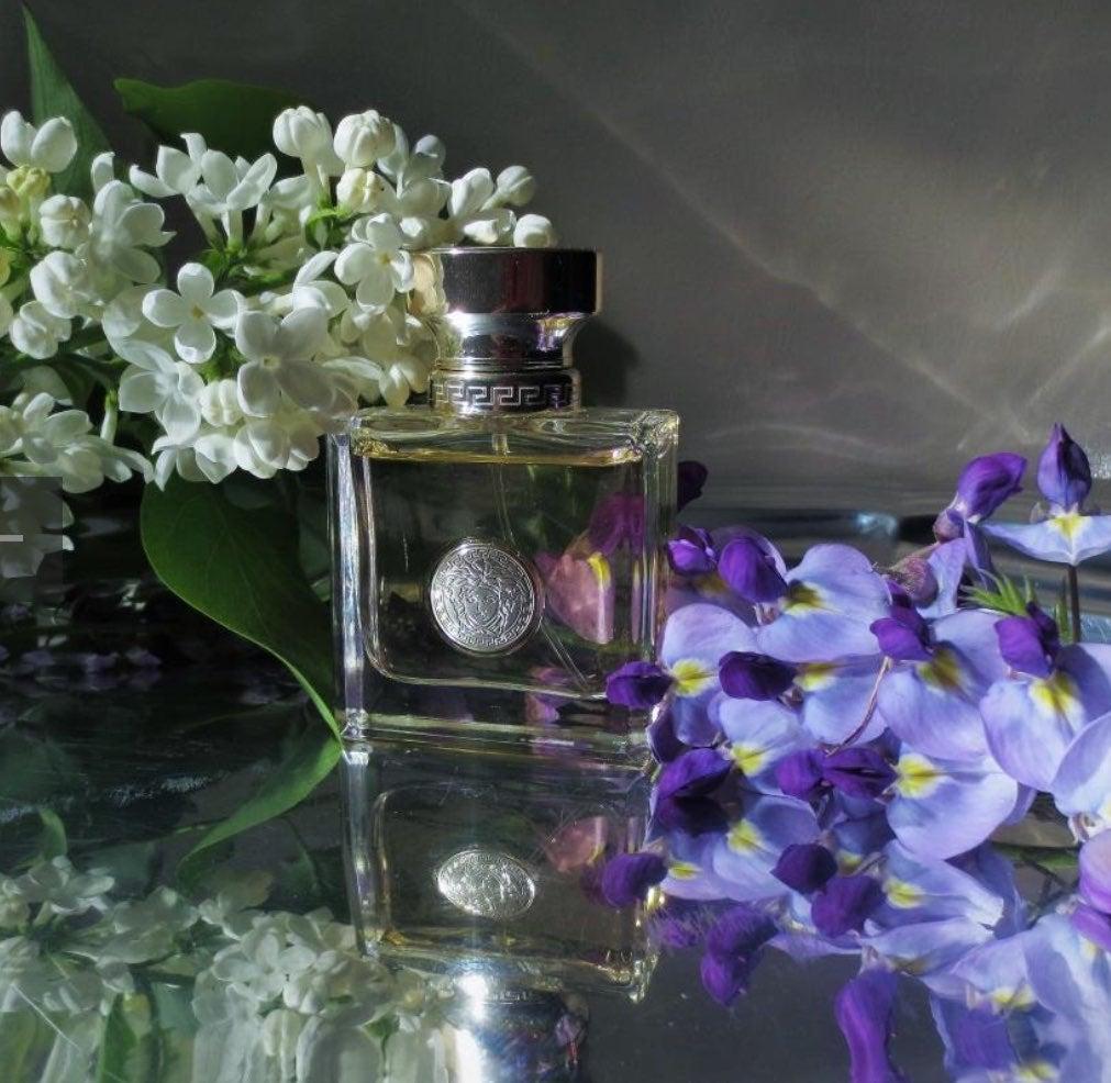 Versace Pour Femme  set of two 3.4 oz