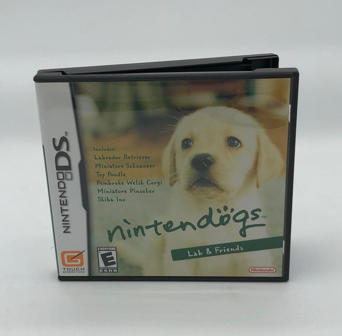 Nintendogs: Lab & Friends on Nintendo DS