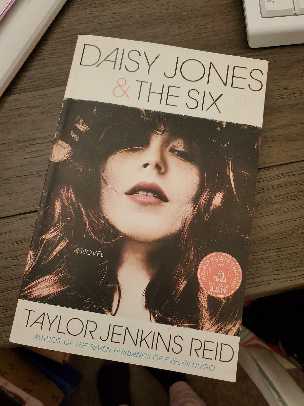 Daisy Jones and the Six ARC