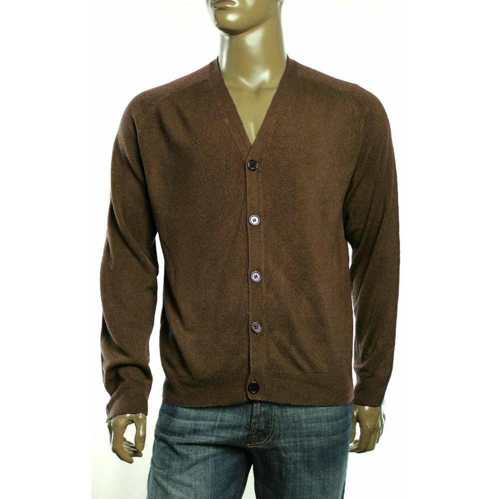 Weatherproof Button Cardigan Sweater Bro