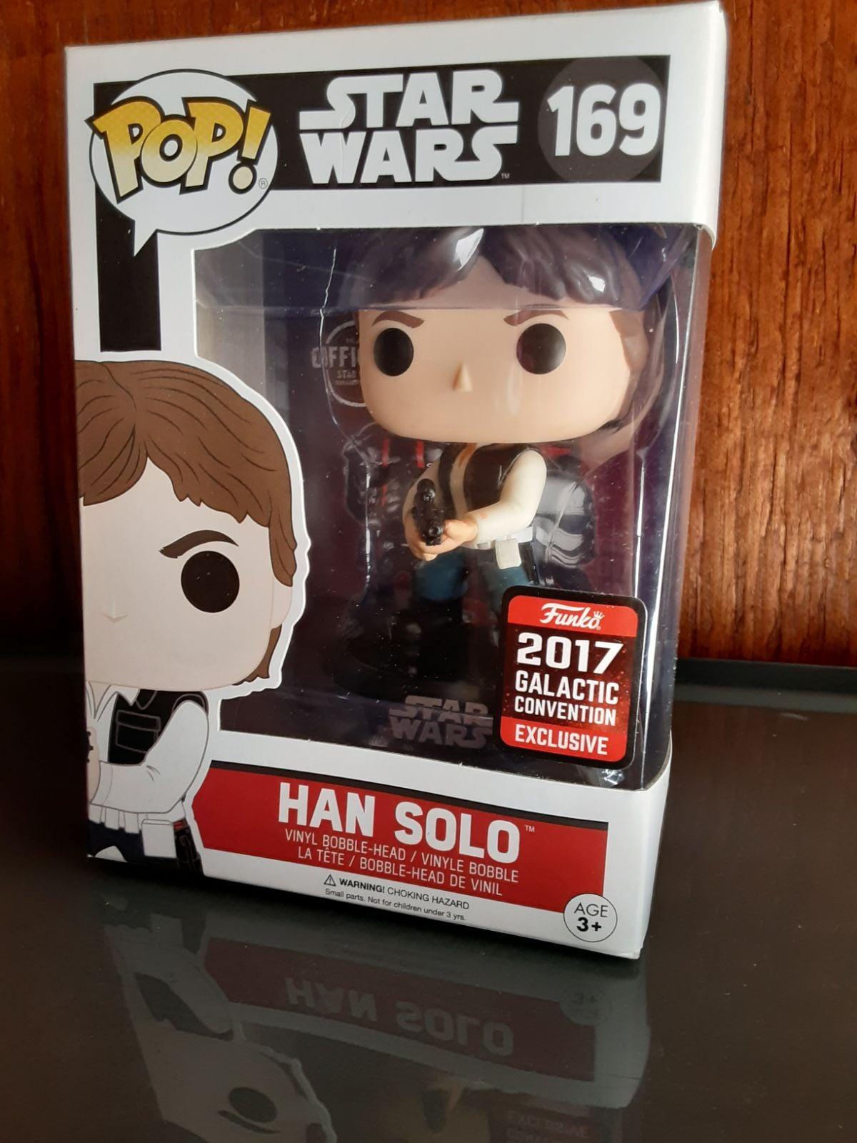 Funko Pop - Han Solo - 169