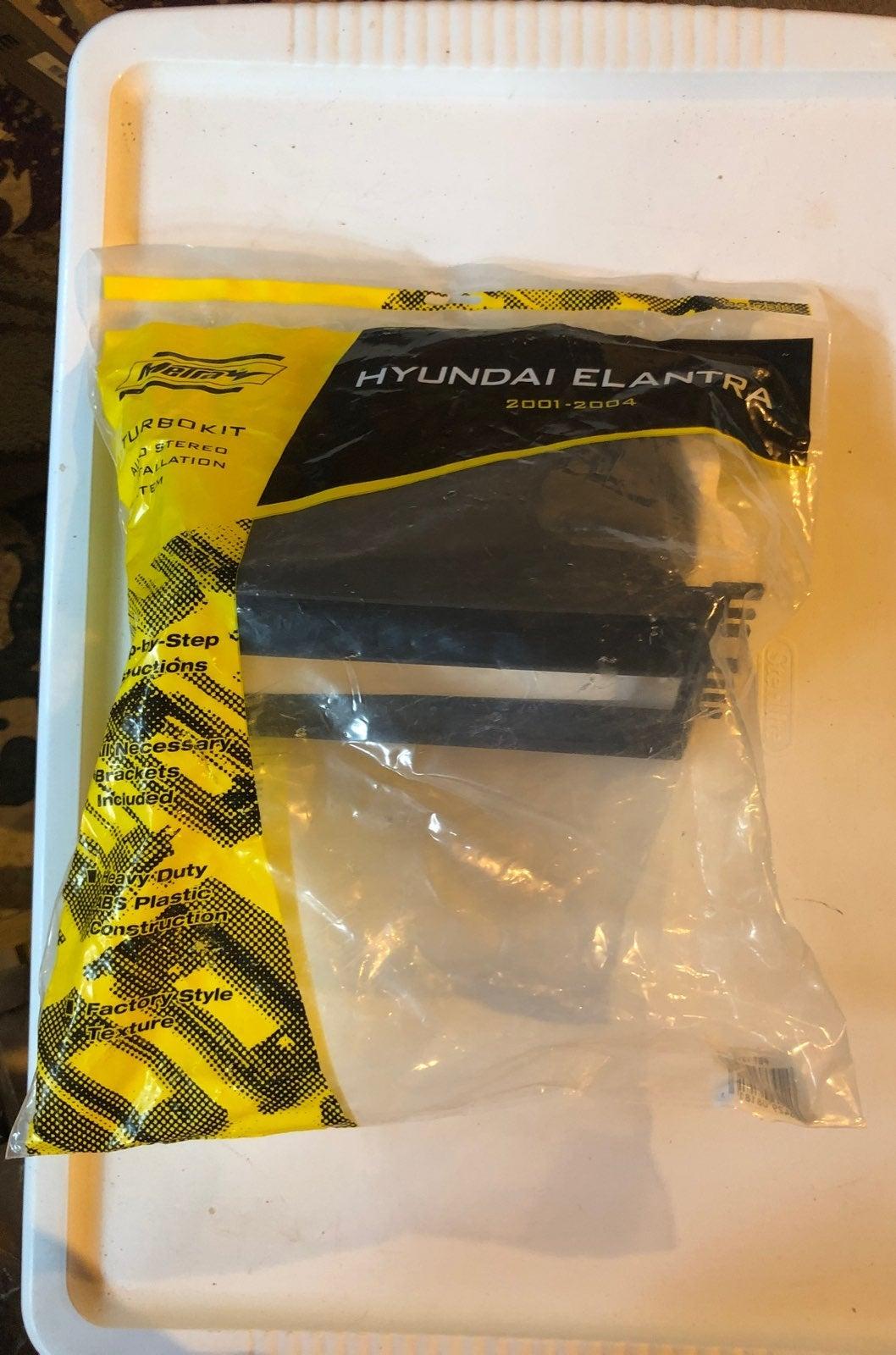 NEW Metra Turbo Kit Hyundai Elantra