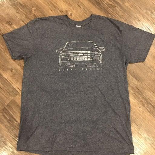 Men's Chevy Trucks Shirt XL