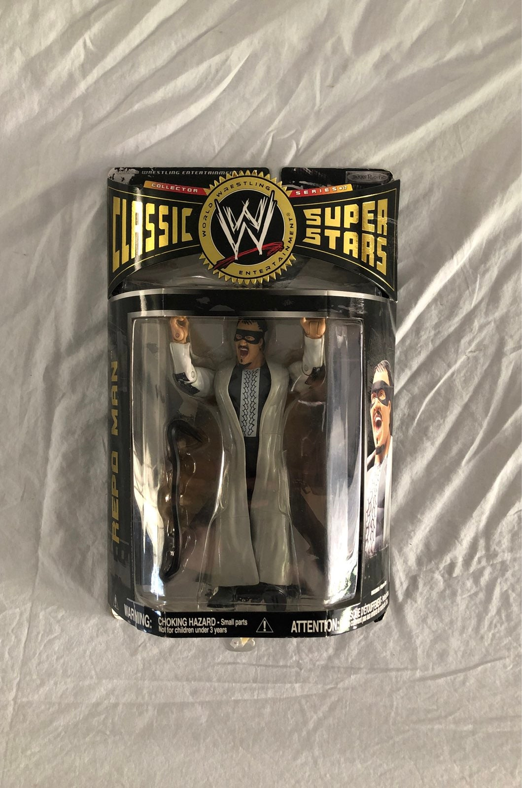 WWE Classic Superstars Repo Man