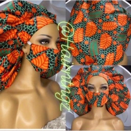 Stylish Head wraps/Face mask