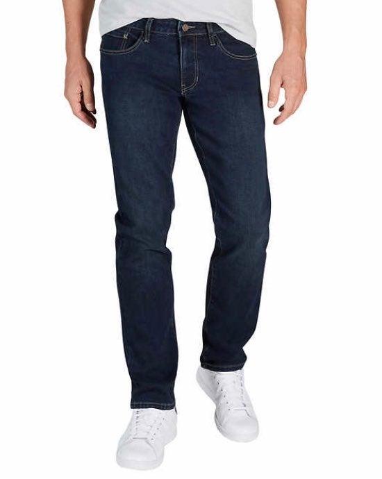 IZOD Slim Fit & Straight Fit Jeans 38x32
