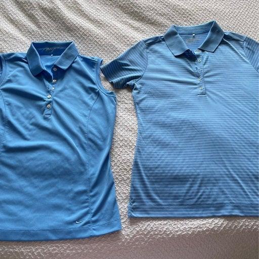 Womens Nike Golf Shirts Medium M