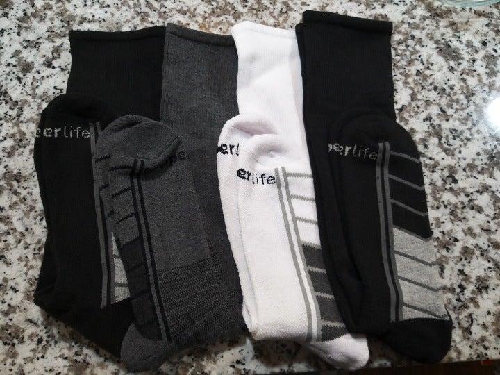 Copper Fit Compression Socks L/XL