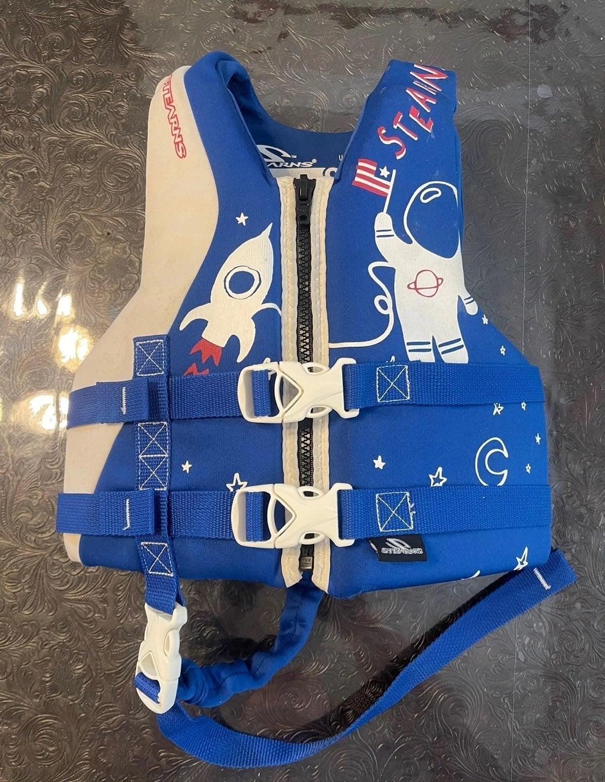 Child Life Vest - Astronaut