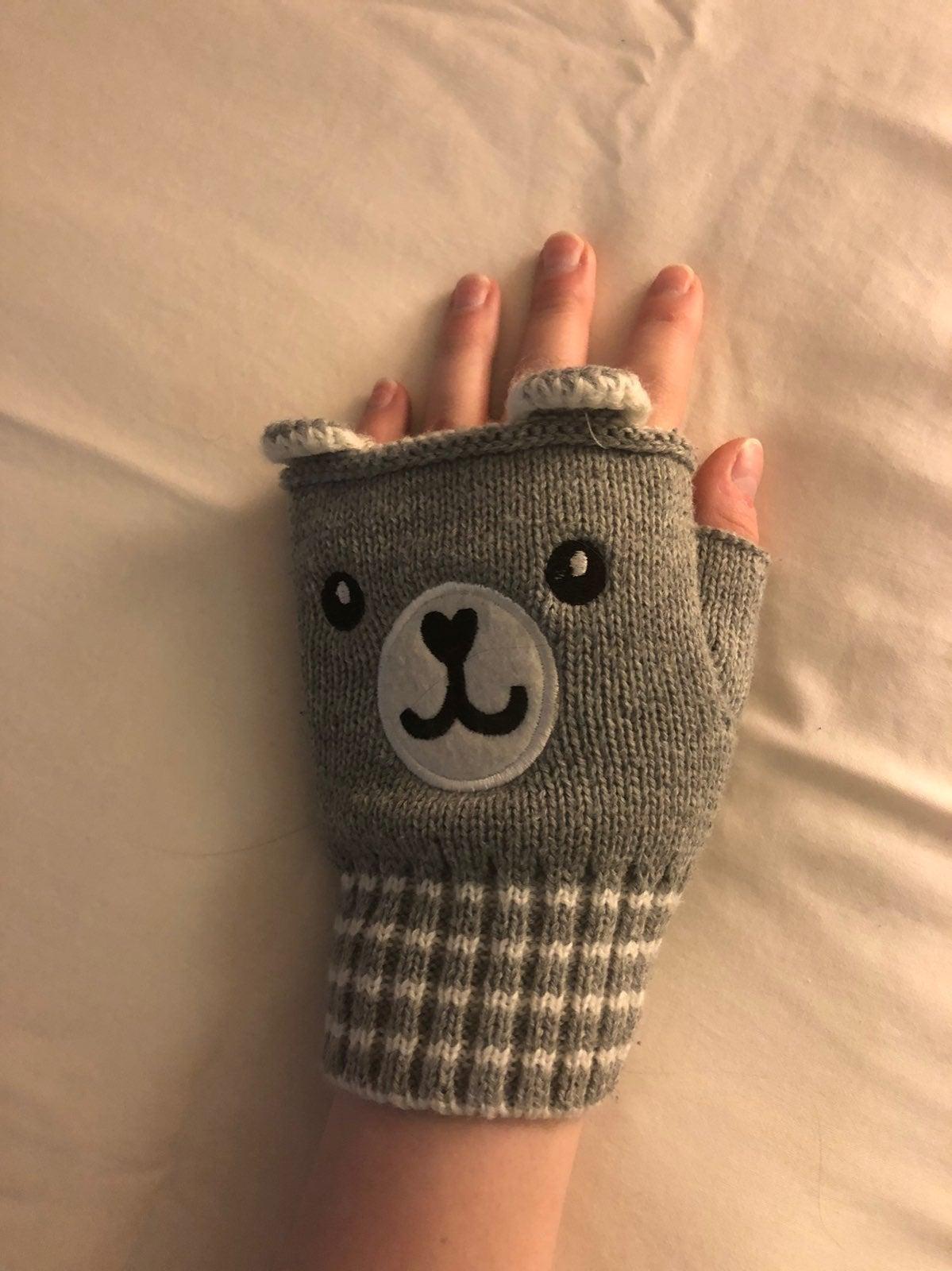 Kawaii Bear Gloves
