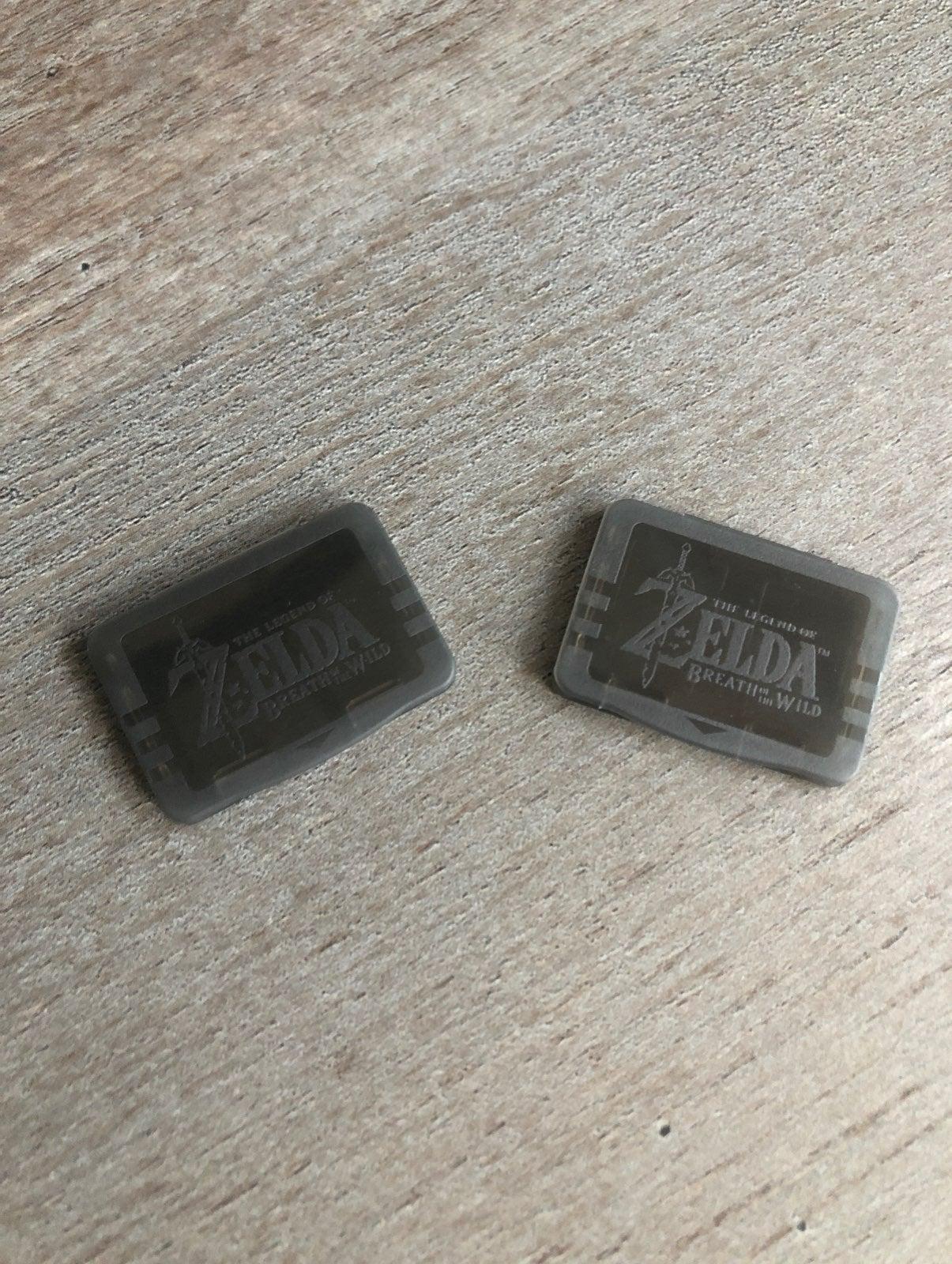 Zelda BOTW Sd Card Holders Replacement