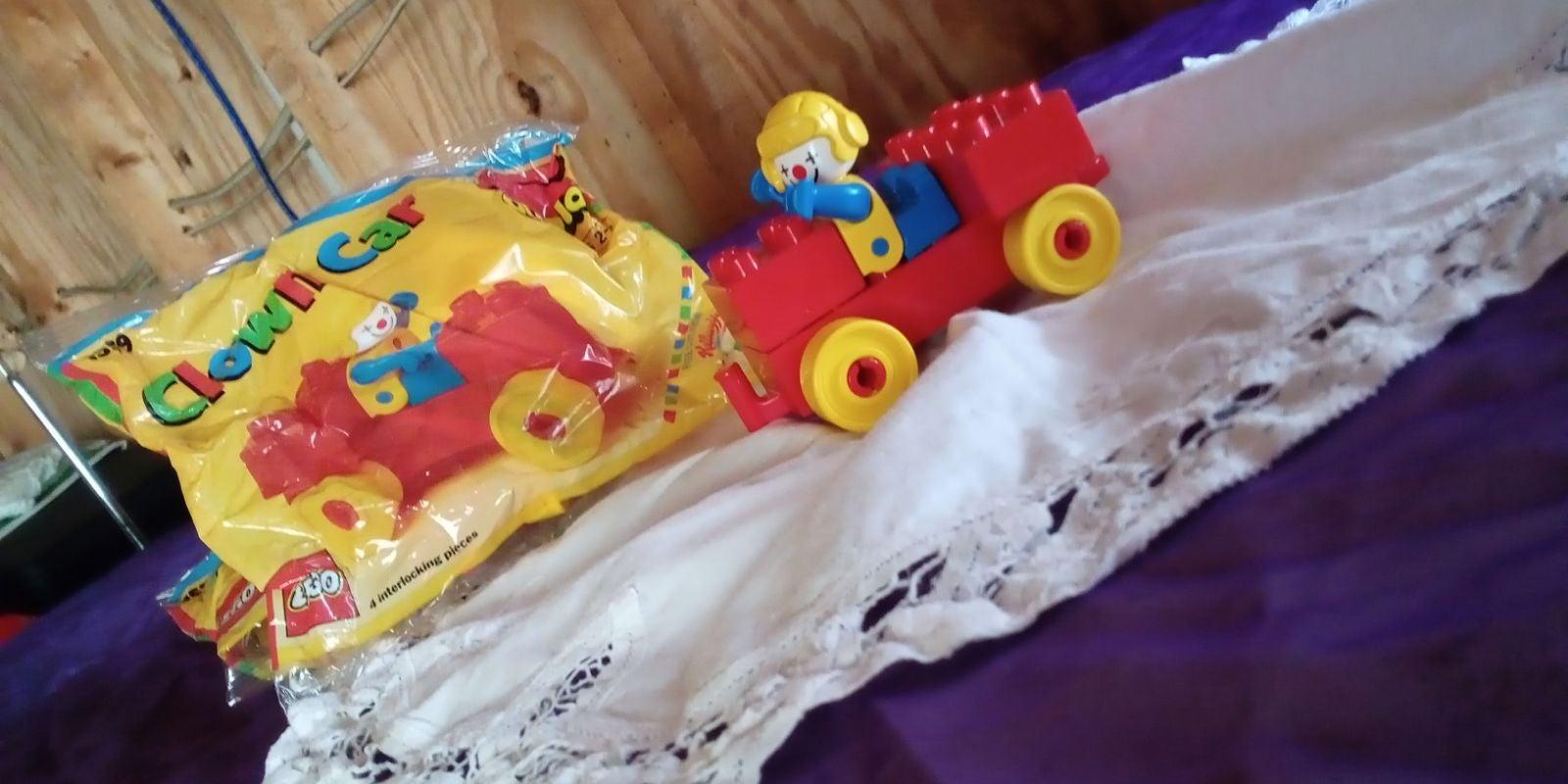 Lego Clown Car