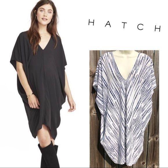 Hatch Maternity Dress One Size O/S
